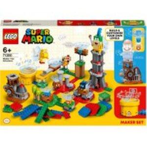 LEGO SuperMario 71380 BaumeisterSetfürAbenteuer