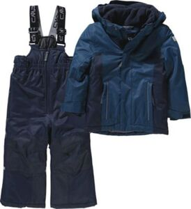 Baby Skijacke  dunkelblau Gr. 98 Jungen Kleinkinder