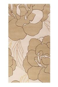 Teppichart Belle Epoque beige Gr. 70 x 140