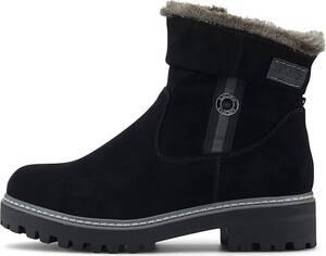 s.Oliver, Winter-Boots in mittelgrau, Stiefel für Damen