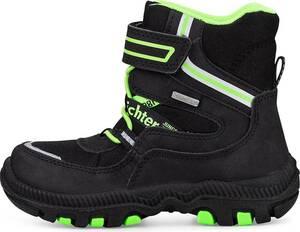 Richter, Winter-Boots Tundra in schwarz, Stiefel für Jungen