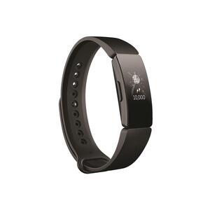 Fitnessarmband Tracker Fitbit Inspire schwarz