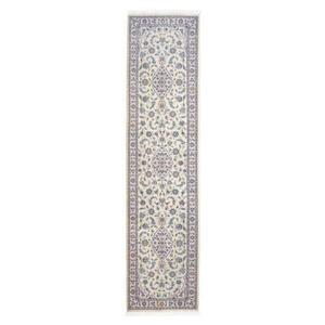 Esposa Orientteppich 80/350 cm creme , Nain Sherkat , Textil , 80x350 cm , in verschiedenen Größen erhältlich , 005088004982
