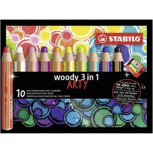 STABILO woody 3in1 - ARTY
