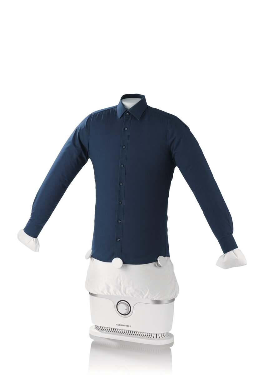 Bild 4 von CLEANmaxx Hemden- & Blusenbügler