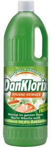 DanKlorix Hygienereiniger Grüne Frische 1,5 ltr