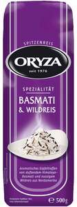 Oryza Basmati & Wildreis lose 500 g