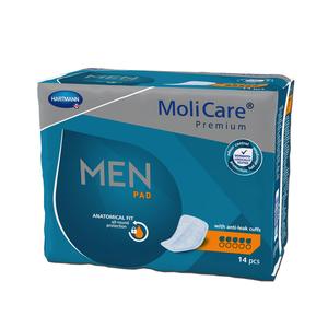 MoliCare Premium MEN Pad, 5 Tropfen,168 Stk.