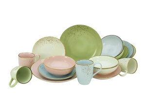 Creatable Kombiservice 16-tlg. NATURE COLLECTION PASTELL