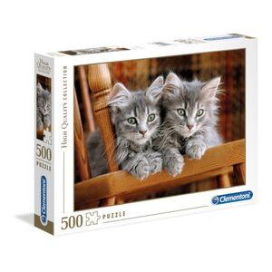 Puzzle - Kätzchen - 500 Teile
