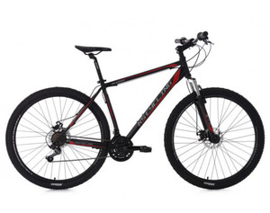 KS Cycling Mountainbike Hardtail 21 Gänge Sharp Twentyniner