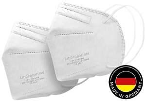 2er Set FFP2 Atemschutzmaske LP1