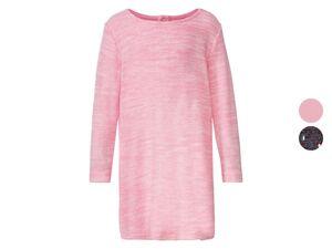 LUPILU® Kleinkinder Kleid Mädchen, mit Rückenknöpfung