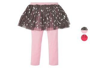 LUPILU® Kleinkinder Tüllrock Mädchen, mit Leggings