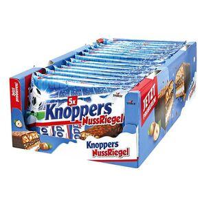 Storck Knoppers Nussriegel 200 g, 15er Pack