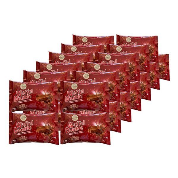 Schokoliebe Waffelriegel 300 g, 26er Pack