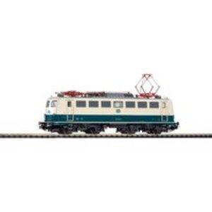 PIKO 51736 H0 E-Lok BR 110 blau/beige DB IV
