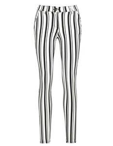 Damen Skinny Jeans aus Viskose-Mix