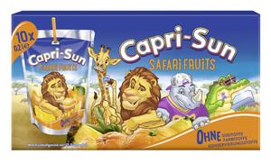 Capri-Sun Safari Fruits 10x 0,2 ltr