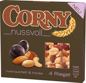 Corny Nussvoll Nuss-Quartet & Traube 4ST 96G