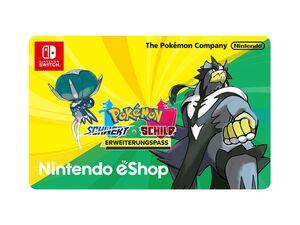 Pokémon Schwert und Pokémon Schild: Erweiterungspass