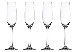 Spiegelau Champagnerflöte Salute 4er-Set