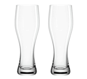 Leonardo 2er Weizenbierglas 0,33l Taver