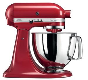 Kitchen Aid 5KSM175PSEER Küchenmaschine Rot ARTISAN