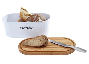 Justinus Brotbox BAMBUS