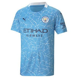 Fussballtrikot Manchester City Heim 20/21 Kinder