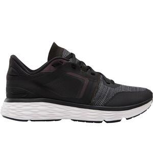Laufschuhe Run Comfort Damen schwarz