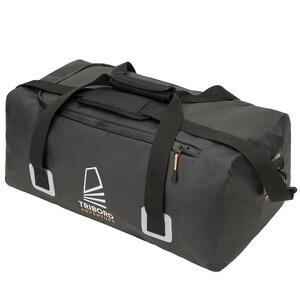 Sporttasche Segeln Sailing 40 Liter schwarz
