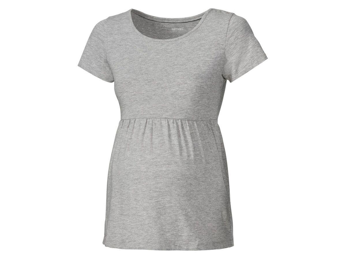 Bild 5 von ESMARA® Umstandsthirts Damen, 2 Stück
