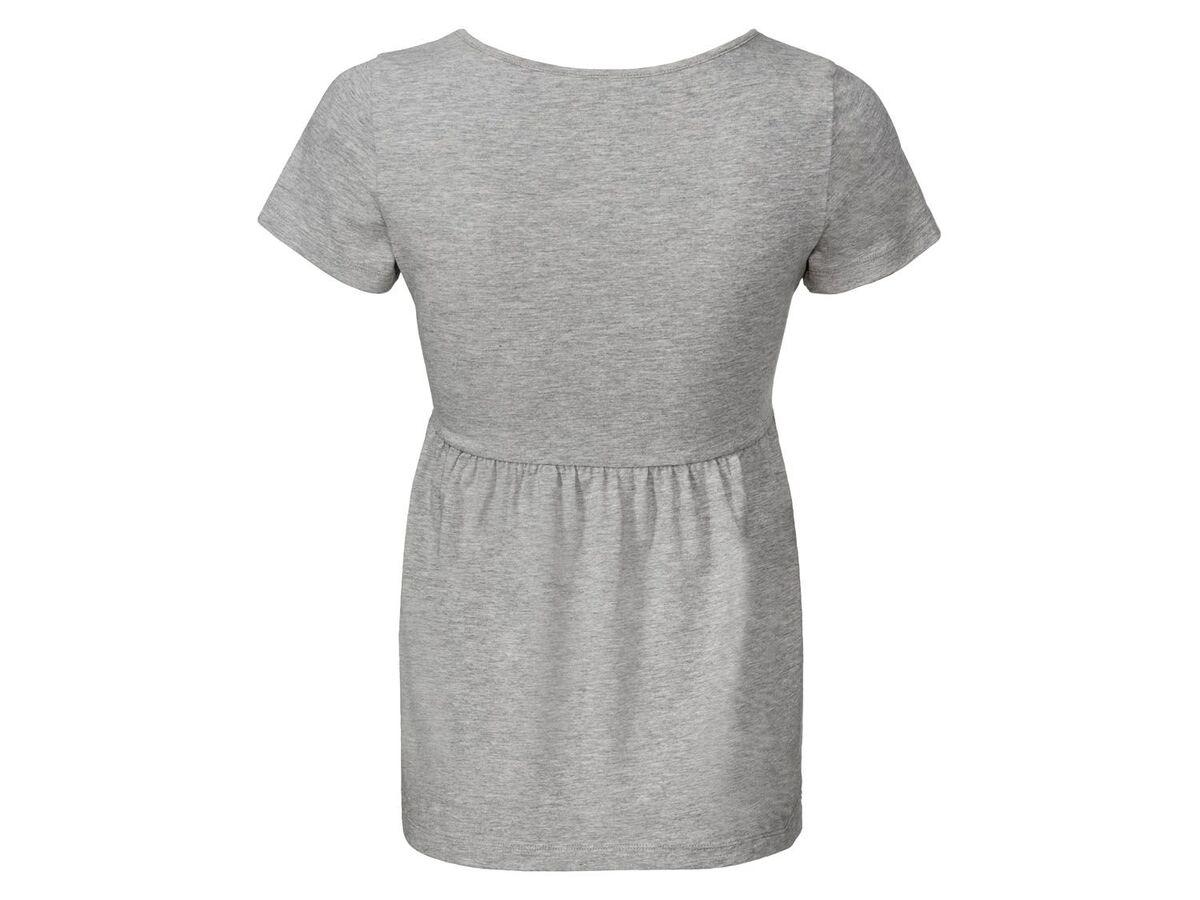 Bild 7 von ESMARA® Umstandsthirts Damen, 2 Stück