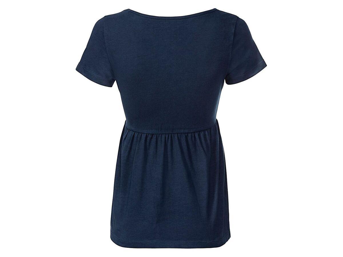 Bild 10 von ESMARA® Umstandsthirts Damen, 2 Stück