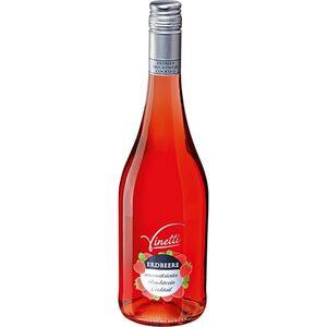 Vinetti Erdbeere arom. Fruchtwein Cocktail 8,0 % vol 0,75 Liter