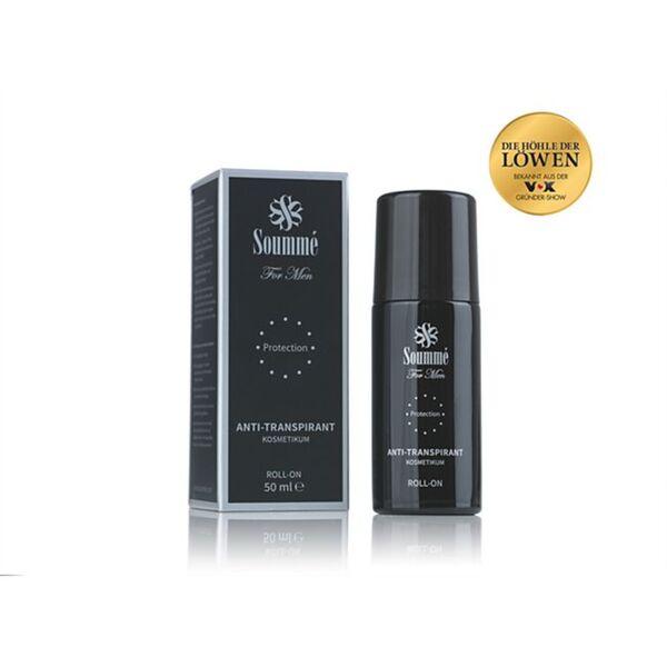 Soummé Roll-on Anti-Transpirant Men 50 ml schwarz