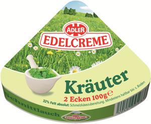 ADLER Edelcreme Kräuter 2x 50 g