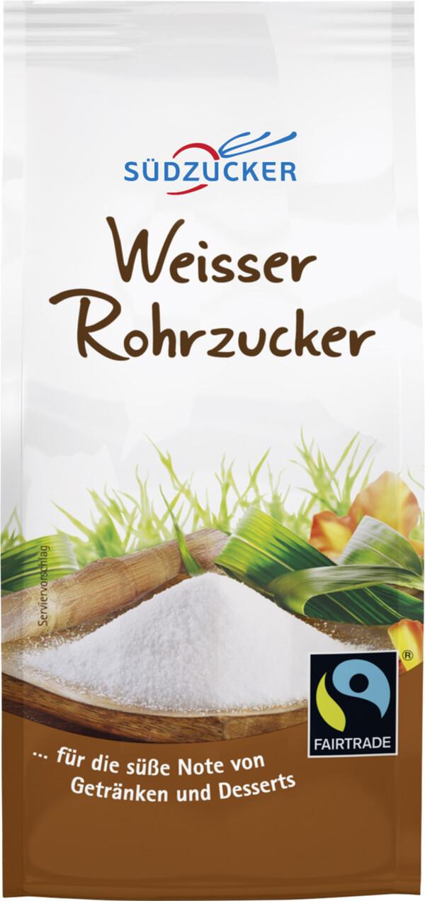 Südzucker Weisser Rohrzucker Fairtrade 500 g