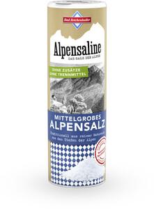 Bad Reichenhaller Alpensaline Alpensalz mittelgrob 380 g