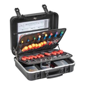 GT Line Premium Werkzeugkoffer Extrem kompakt und schlagfest