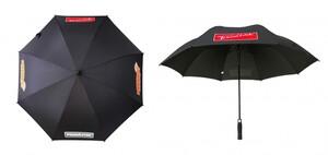 TrendLine Regenschirm 3 Logos