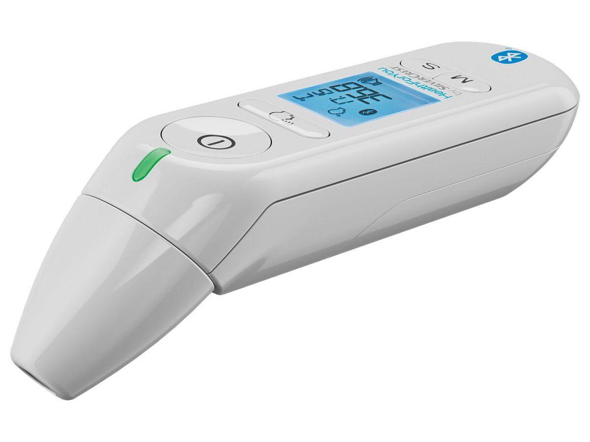 Bild 4 von SILVERCREST® Multifunktionsthermometer »SFT 81«, mit App