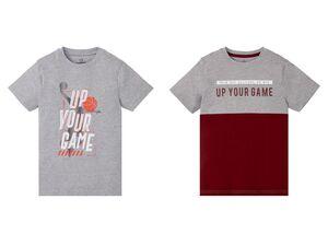 PEPPERTS® Kinder T-Shirt Jungen, mit Baumwolle