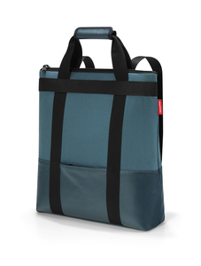 reisenthel daypack canvas blue DAYPACK