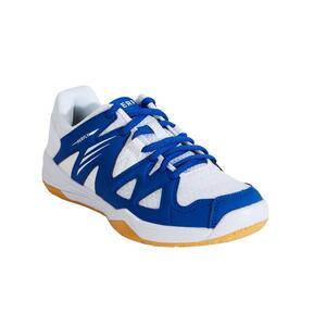 Badmintonschuhe BS 500 Kinder blau/weiß