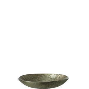 Leonardo Dekoschale , 053308 , Silberfarben , Glas , 24x4.5x16 cm , 0038131677