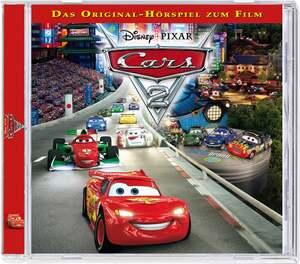 Disney Cars 2 CD