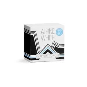 ALPINE WHITE Charcoal Powder