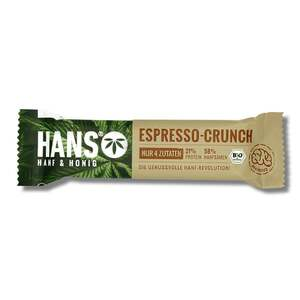 HANS Brainfood Bio Hanfriegel Espresso Crunch